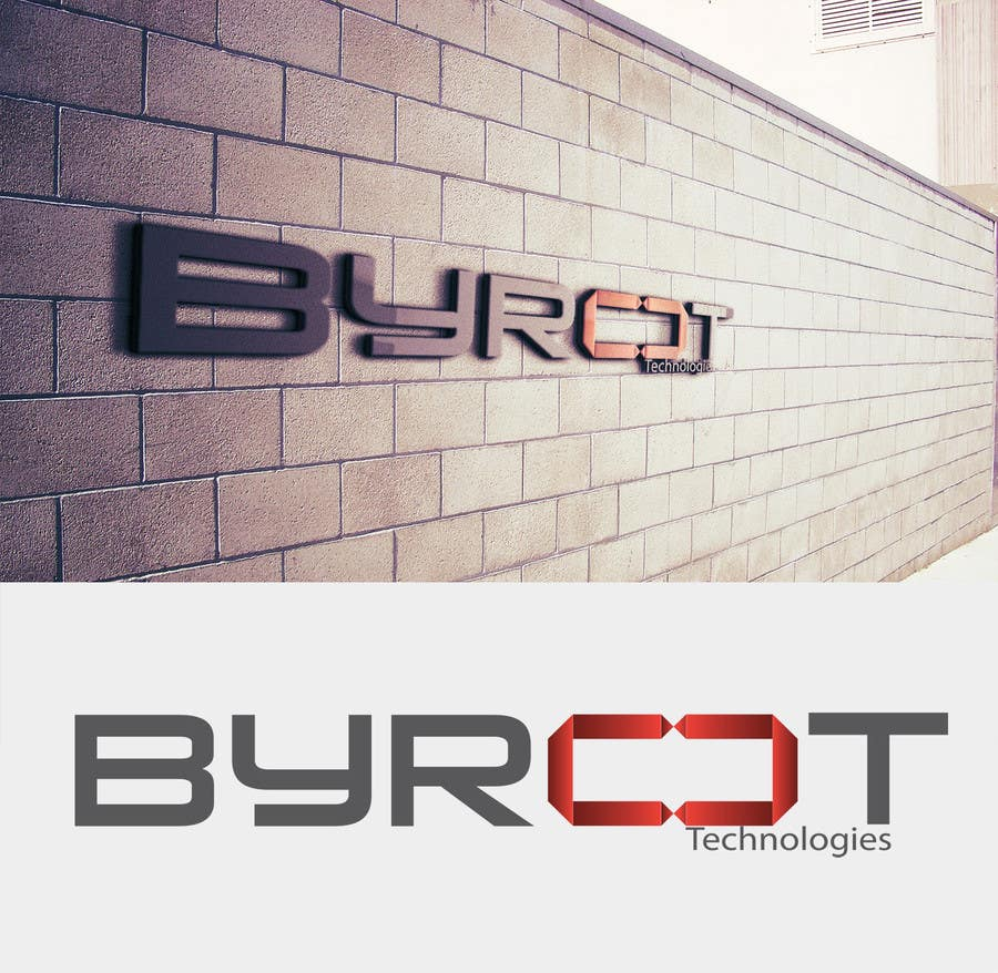 Contest Entry #73 for Develop a Corporate Identity for byroot Technologies