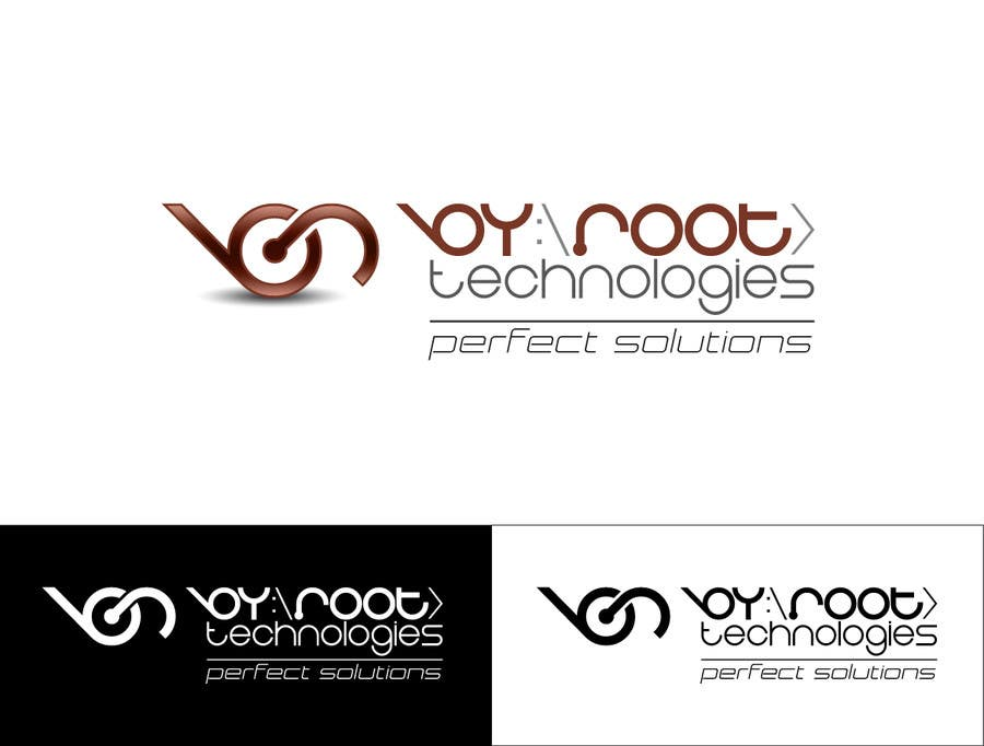 #7 for Develop a Corporate Identity for byroot Technologies by viclancer