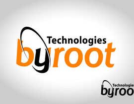 #37 para Develop a Corporate Identity for byroot Technologies por creativdiz