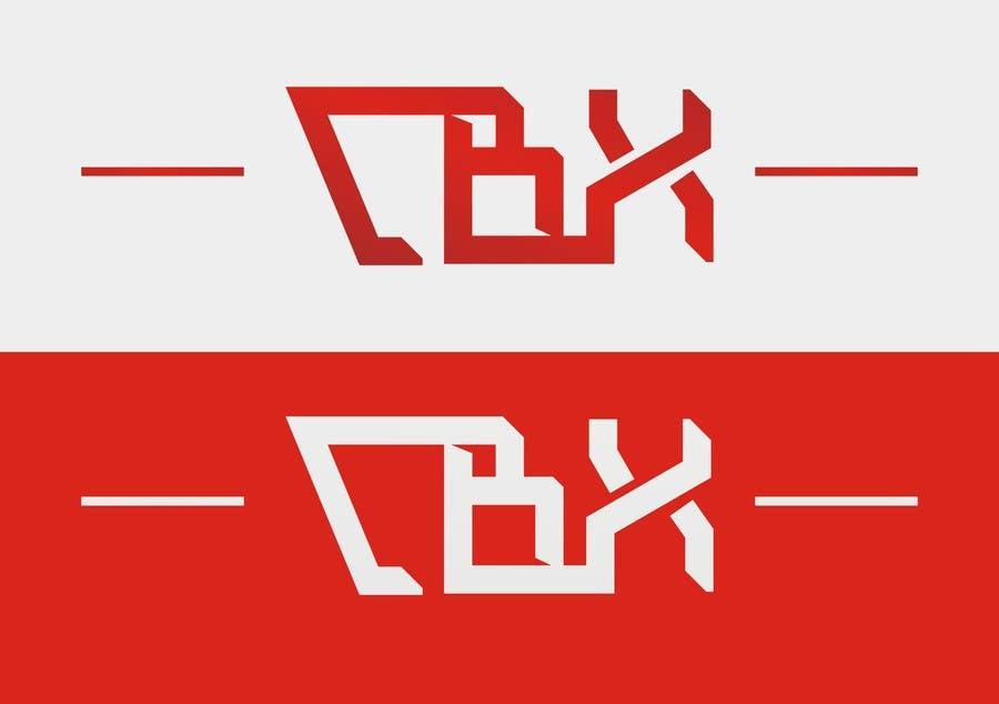 Penyertaan Peraduan #87 untuk Design logo CBX