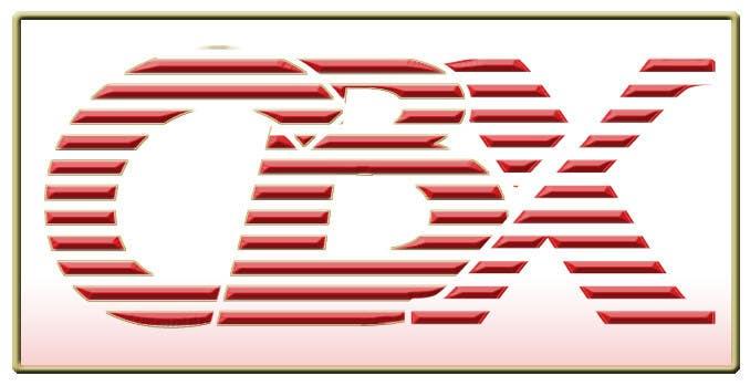 Penyertaan Peraduan #37 untuk Design logo CBX