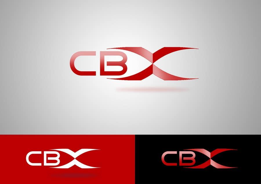 Penyertaan Peraduan #23 untuk Design logo CBX