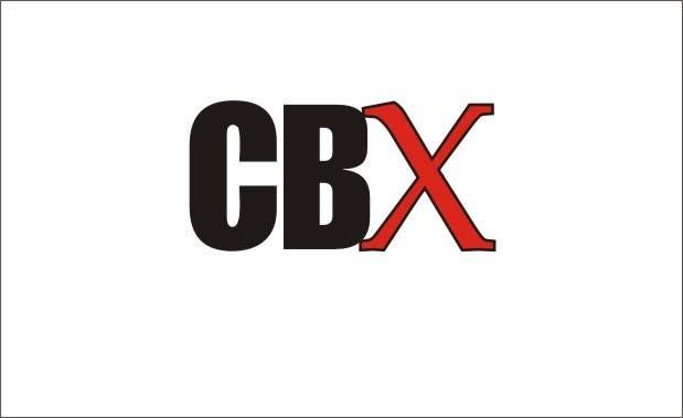 Penyertaan Peraduan #81 untuk Design logo CBX