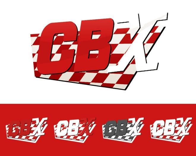 Penyertaan Peraduan #63 untuk Design logo CBX