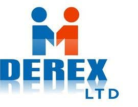 #50 untuk Marketing and Public relations company, logo design..Derex ltd oleh Zanilla