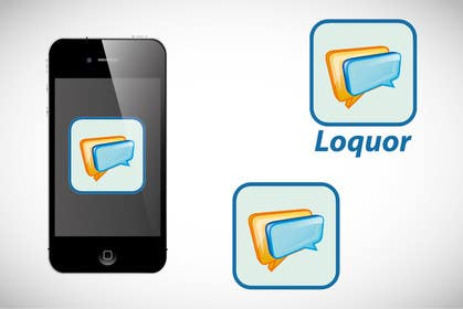 "#11 for Design a Logo for a mobile application ""Loquor"" by Arts360"