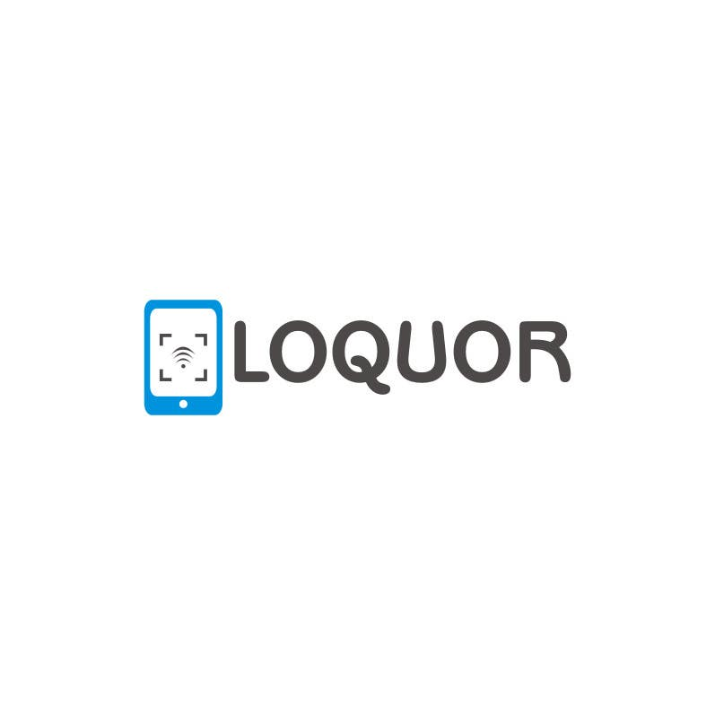 "#49 for Design a Logo for a mobile application ""Loquor"" by ibed05"
