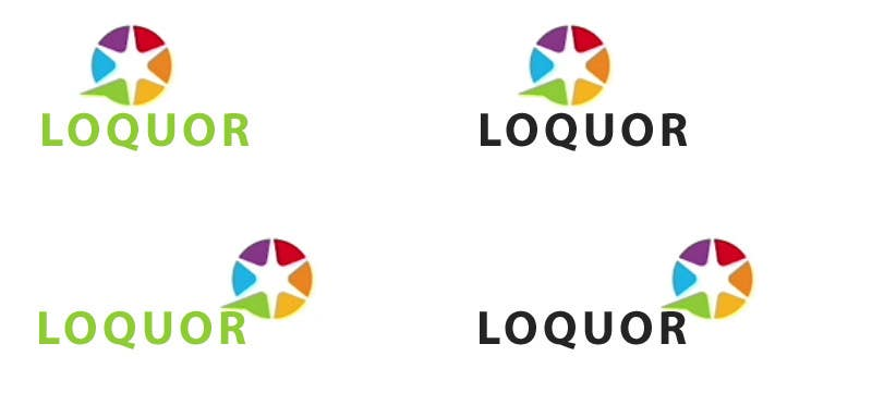 "#13 for Design a Logo for a mobile application ""Loquor"" by crystaleyes54"