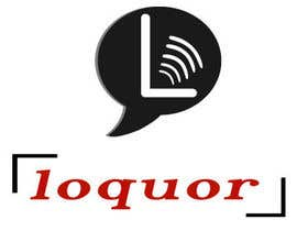 "Ssanam01 tarafından Design a Logo for a mobile application ""Loquor"" için no 27"