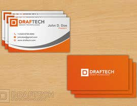 nº 464 pour Design a Logo for Draftech par blueprint1101