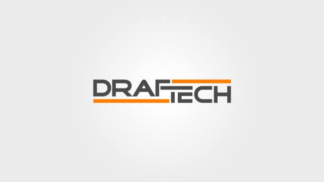 #253 for Design a Logo for Draftech by FreeLander01