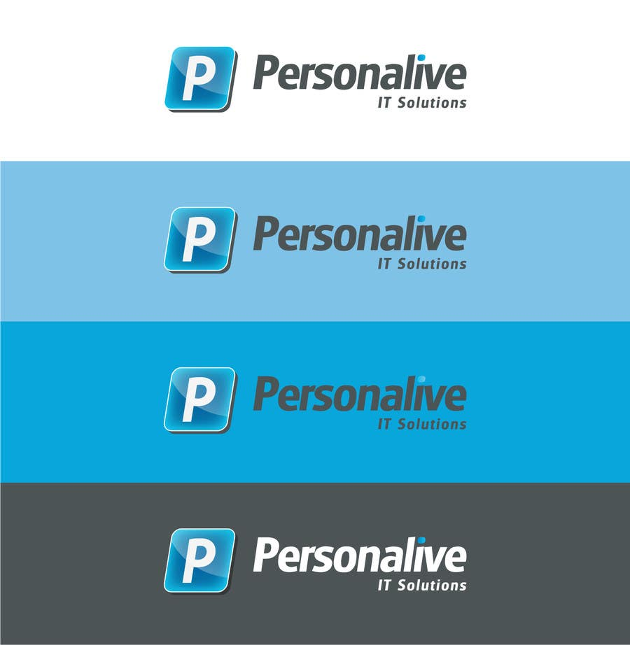 #50 for Design a Logo for Personalive Services by pkapil