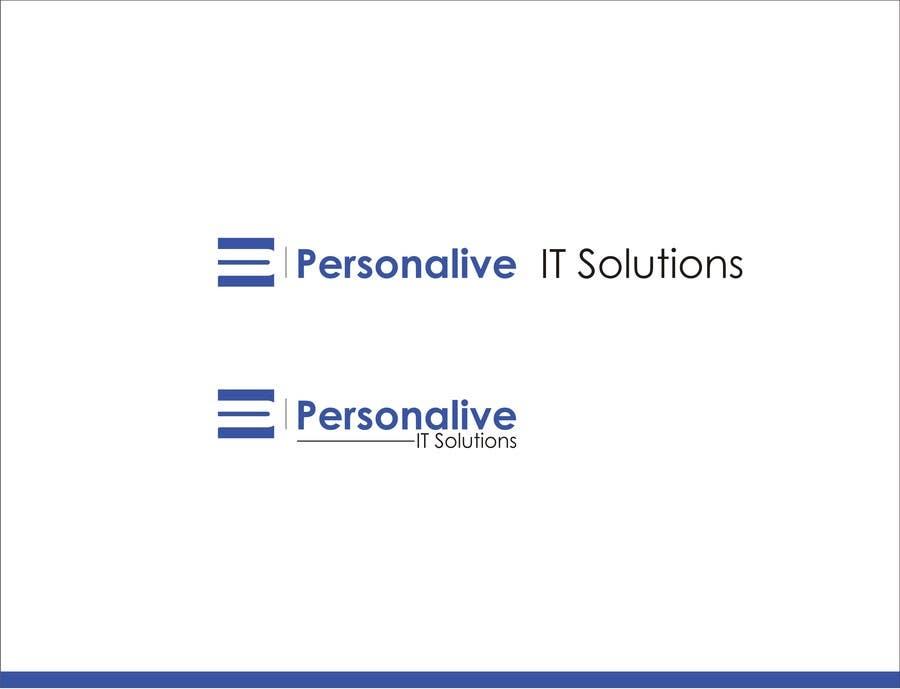 Bài tham dự cuộc thi #                                        53                                      cho                                         Design a Logo for Personalive Services