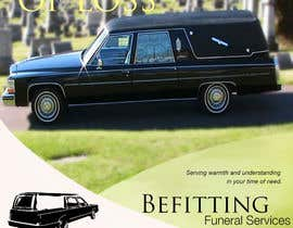 #39 for Design a  logo, business card and a flyer for  Hearse Rental Business by Simone97