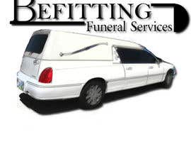 nº 49 pour Design a  logo, business card and a flyer for  Hearse Rental Business par melevisione