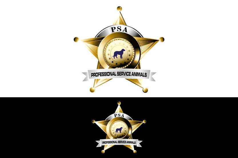 Bài tham dự cuộc thi #                                        28                                      cho                                         Design a Logo for PSA (Professional Service Animals)
