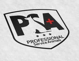 #32 para Design a Logo for PSA (Professional Service Animals) por merog