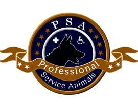 #26 para Design a Logo for PSA (Professional Service Animals) por bobbyfariz