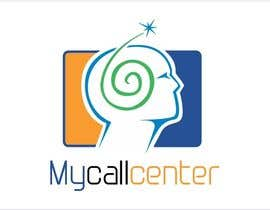 #54 untuk Design a Logo for mycallcenter oleh MagicalDesigner