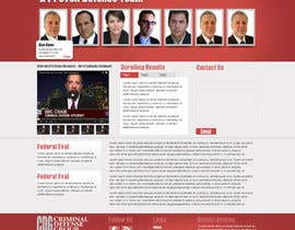 #10 para Front page for legal website por sharmaadeepak