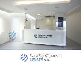 #294 para Design a Logo for FirstForContactLenses.co.uk por m2ny
