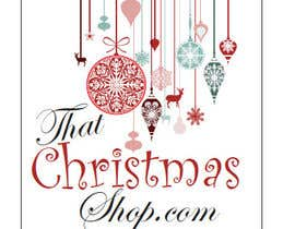 nº 97 pour Design a Logo for That Christmas Shop.com par priyazz