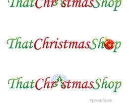 #84 for Design a Logo for That Christmas Shop.com af pisicasfioasa