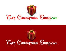 nº 103 pour Design a Logo for That Christmas Shop.com par LogoFreelancers