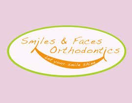 #130 untuk Design a Logo for Smiles & Faces Orthodontics oleh GlenTimms