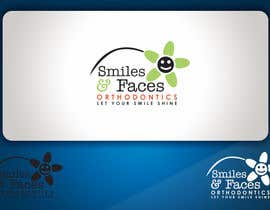 #66 untuk Design a Logo for Smiles & Faces Orthodontics oleh Anamh
