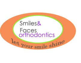 #115 untuk Design a Logo for Smiles & Faces Orthodontics oleh ibrahim4