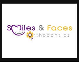 #41 for Design a Logo for Smiles & Faces Orthodontics by rivemediadesign
