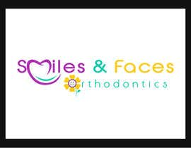 #117 untuk Design a Logo for Smiles & Faces Orthodontics oleh rivemediadesign