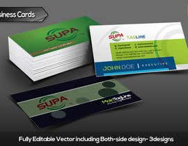 #12 for Develop a Corporate Identity for SUPA brand af xtreemsteel