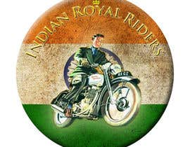 #6 para Design a Logo for Indianroyalriders.com por Garjy