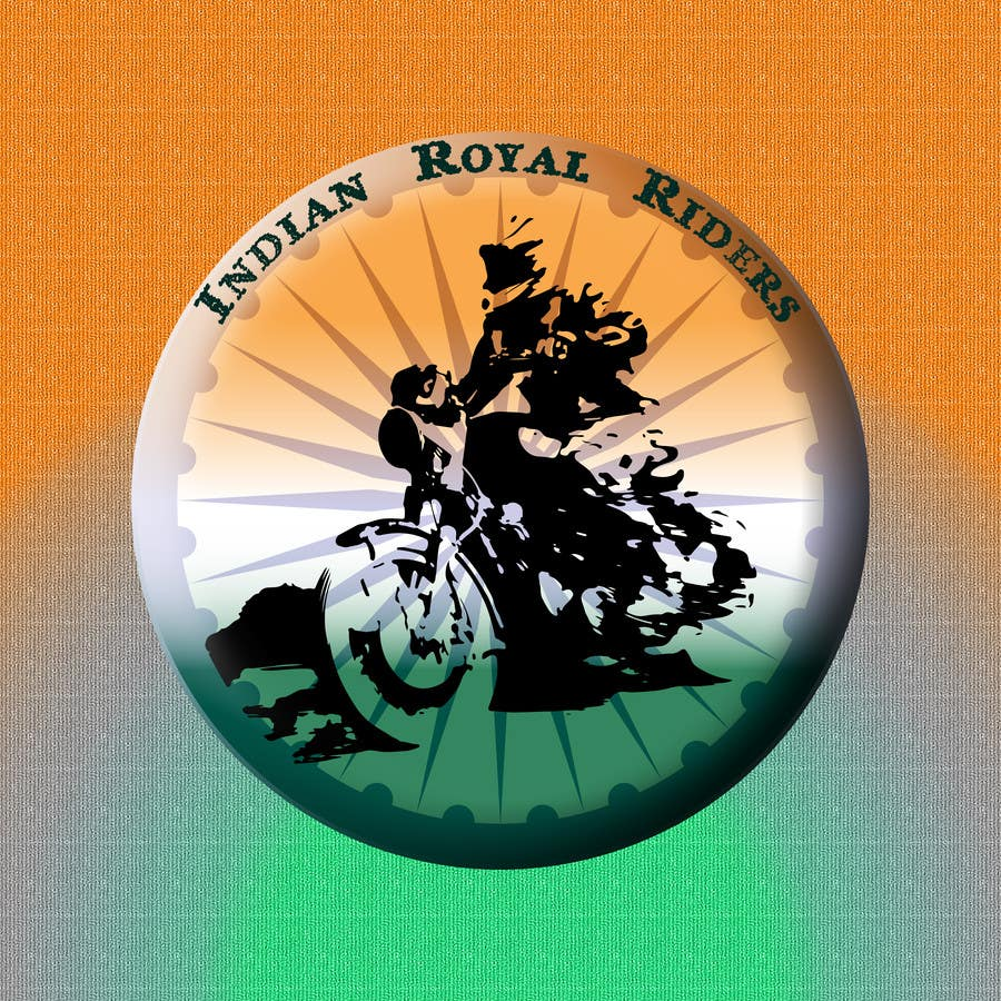 Bài tham dự cuộc thi #                                        14                                      cho                                         Design a Logo for Indianroyalriders.com