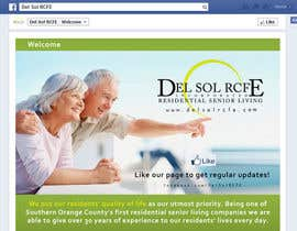 #10 for Design a Facebook Landing page for Del Sol RCFE by ahmedzaghloul89