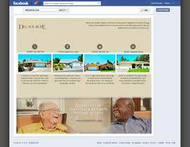 #18 for Design a Facebook Landing page for Del Sol RCFE by mmorella