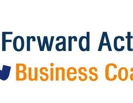 "#11 untuk Logo Design for Forward Action   -    ""Business Coaching"" oleh alonebut"