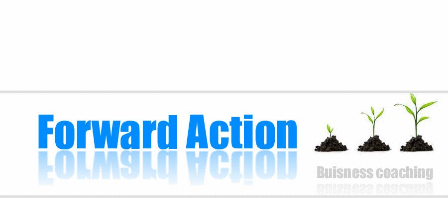 "Contest Entry #                                        278                                      for                                         Logo Design for Forward Action   -    ""Business Coaching"""