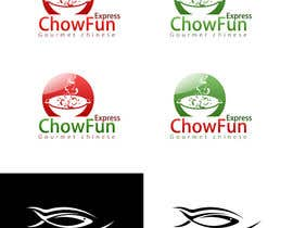 #195 for Design two Logos for a Chinese restaurant and a sushi restaurant by KhalfiOussama