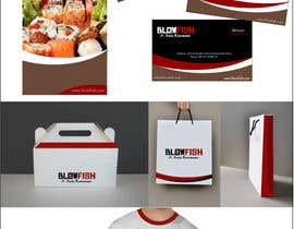 saimarehan tarafından Design two Logos for a Chinese restaurant and a sushi restaurant için no 186