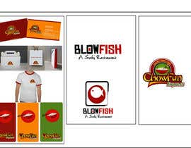 nº 220 pour Design two Logos for a Chinese restaurant and a sushi restaurant par saimarehan