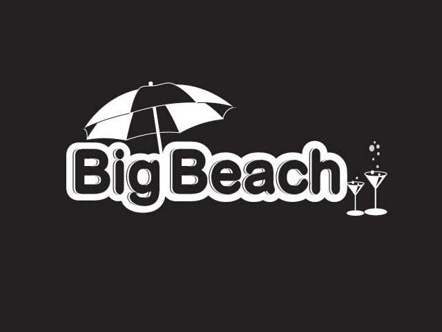 Contest Entry #86 for Logo Design for Big Beach