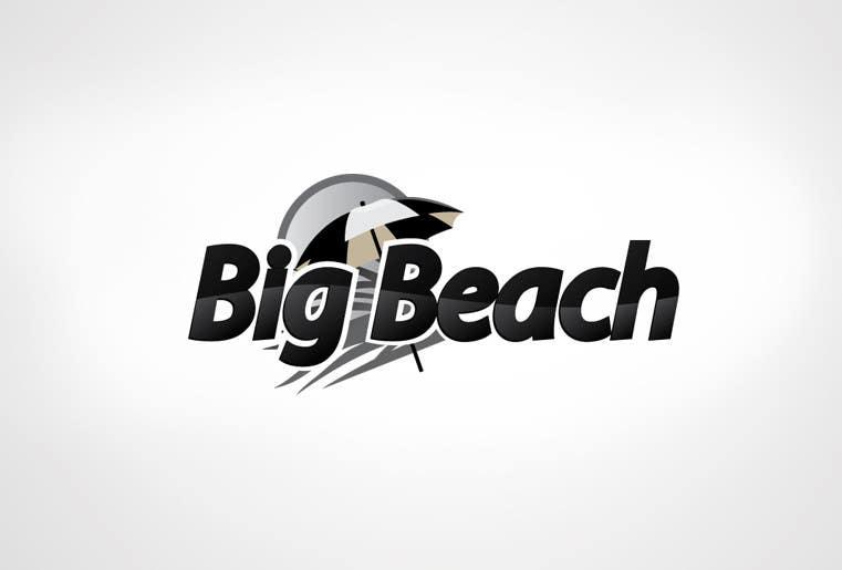 Contest Entry #                                        57                                      for                                         Logo Design for Big Beach