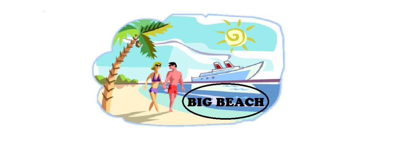 Конкурсная заявка №117 для Logo Design for Big Beach