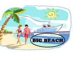 #117 para Logo Design for Big Beach de anubhav321