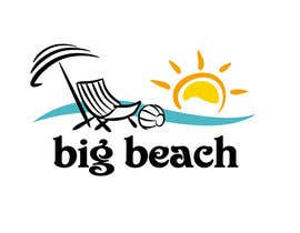 #111 for Logo Design for Big Beach af smarttaste