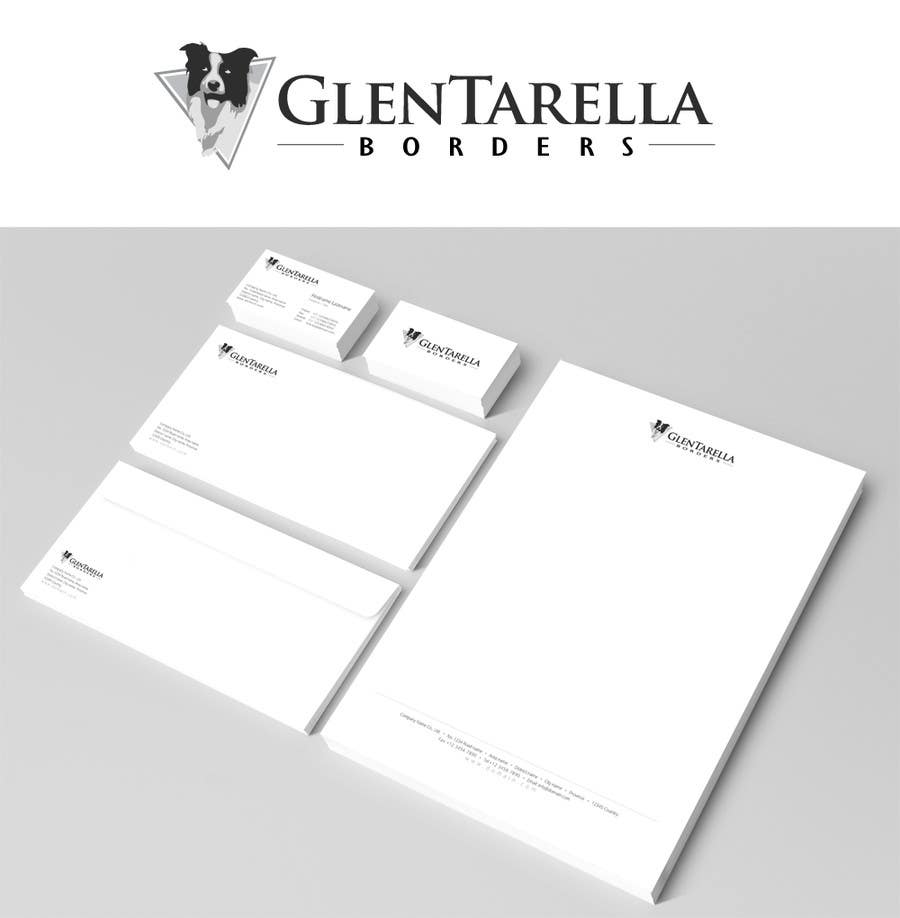 #8 for I need some Graphic Design for GlenTarella Borders by b74design