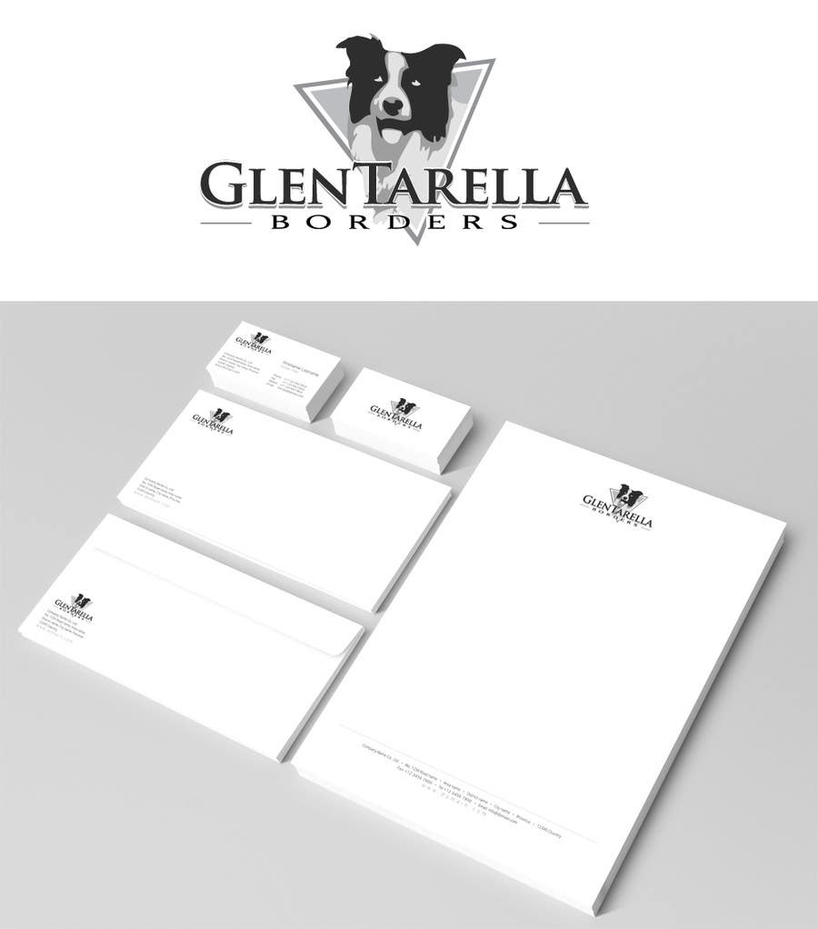 #9 for I need some Graphic Design for GlenTarella Borders by b74design